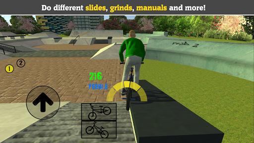 بازی اندروید لذت دوچرخه سواری - BMX FE3D 2 - Freestyle Extreme 3D