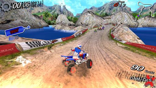 بازی اندروید موتور چهار چرخ قدرتمند - ATV XTrem / Quad