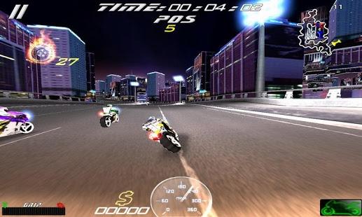 بازی اندروید نهایت موتور سواری - Ultimate Moto RR 2 Free