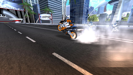 بازی اندروید مسابقه  نهایی موتور - Ultimate Moto RR 4 Free