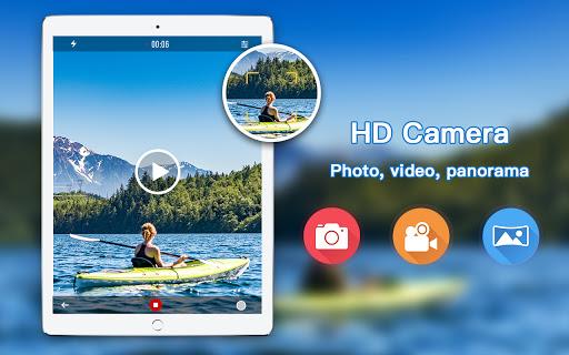 نرم افزار اندروید فیلتر باکیفیت دوربین - HD Camera - Best Filters Cam with Editor & Collage
