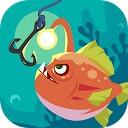 ماهیگیری مبارک - گرفتن ماهی و گنجینه