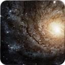 پس زمینه هسته کهکشان