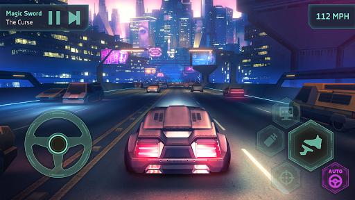 بازی اندروید سایبریکا ماجراجویی اکشن نقش آفرینی  - Cyberika: Action Adventure Cyberpunk RPG
