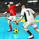 فوتبال داخل سالن - بازی سوپراستار فوتبال