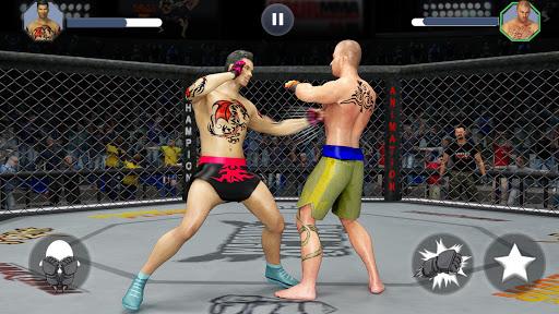 بازی اندروید رئیس مبارزه - قانون جنگ - Fighting Manager 2020:Martial Arts Game