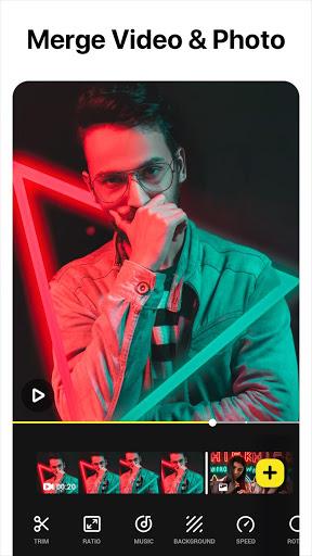 نرم افزار اندروید ویرایشگر ویدیو  - افکت بصری - Video Editor - Glitch Video Effects
