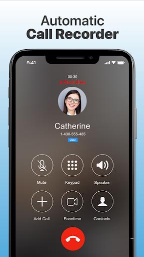 نرم افزار اندروید ضبط خودکار تماس - Call Recorder Automatic