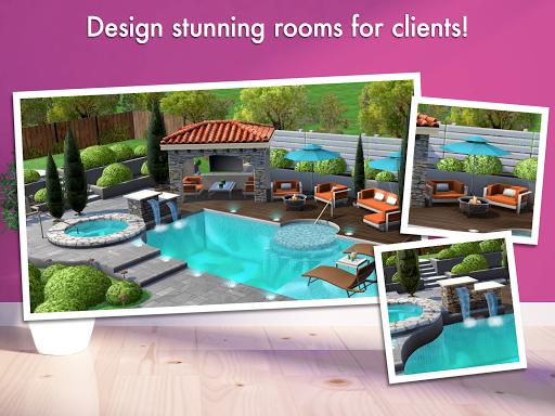 بازی اندروید طراحی خانه - Home Design Makeover