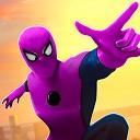 قهرمان عنکبوتی -مبارزه سوپر قهرمان