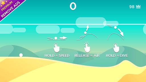 بازی اندروید تپه - Dune!