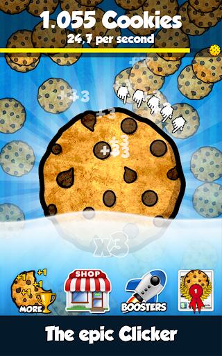 بازی اندروید کلیک های کوکی - Cookie Clickers™