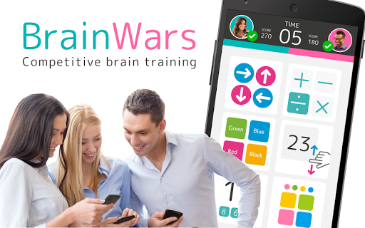 بازی اندروید نبرد ذهن - Brain Wars