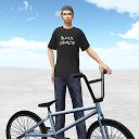 بازی دوچرخه سواری با انگشت