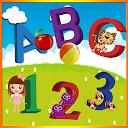 یادگیری حروف و رنگ ها
