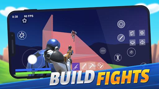 بازی اندروید نبرد یک به یک - شبیه ساز ساختمان و تیراندازی آنلاین - 1v1.LOL - Online Building & Shooting Simulator