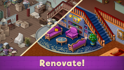 بازی اندروید انفجار عمارت - Mansion Blast