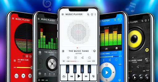 نرم افزار اندروید موزیک پلیر - بهترین کیفیت صدا - Music Player - Audio Player with Best Sound Effect