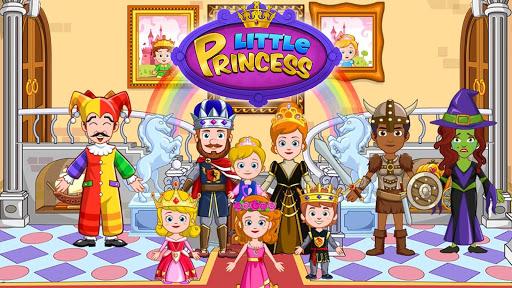 بازی اندروید پرنسس کوچولوی من - نمایش قلعه - My Little Princess :Castle -Playhouse pretend play