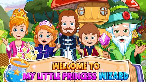 بازی اندروید شاهزاده کوچک من - جادوگر رایگان - My Little Princess : Wizard FREE