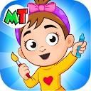 شهر من - بازیهای مهد کودک برای کودکان