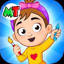 بازی شهر من - بازیهای مهد کودک برای کودکان