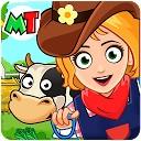 زندگی مزرعه ای شهر من - حیوانات و کشاورزی برای کودکان: