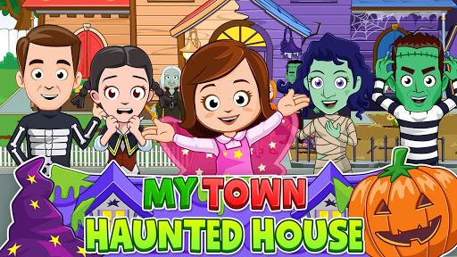 بازی اندروید شهر من - خانه خالی از سکنه - My Town : Haunted House Free