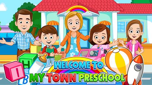 بازی اندروید شهر من - پیش دبستانی رایگان است - My Town : Preschool Free