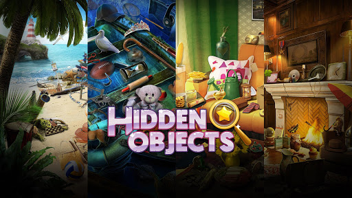 بازی اندروید شیء پنهان - Hidden Object Games for Adults 🌟 Puzzle Game