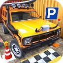 استاد پارک ماشین