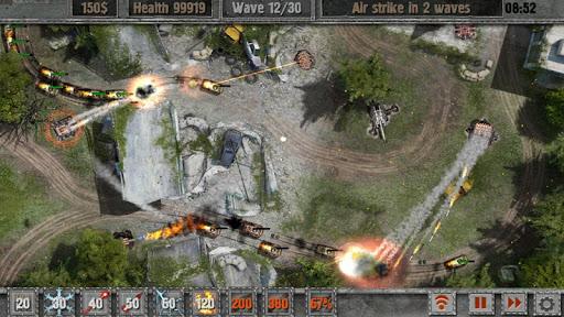 بازی اندروید منظقه دفاع 2 - Defense Zone 2 HD Lite