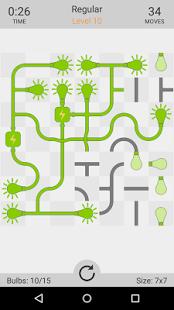 بازی اندروید اتصال کابل - فکری - ?? Cable Connect - logic game