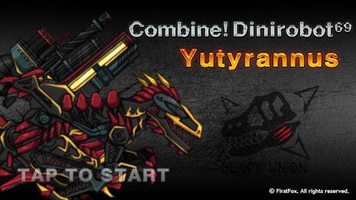 بازی اندروید یوتیرانوس  ترکیب شوید - ربات دینو - Yutyrannus - Combine! Dino Robot : Dinosaur Game