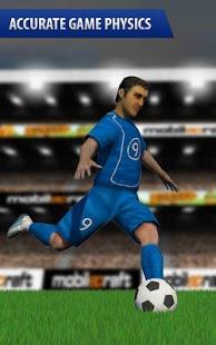 بازی اندروید شوت زدن - Flick Shoot (Soccer Football)