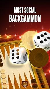 بازی اندروید تخته نرد پلاس - Backgammon Plus