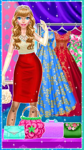 بازی اندروید دختران سلطنتی - سالن  شاهزاده خانم - Royal Girls - Princess Salon