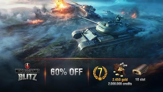 بازی اندروید دنیای تانکهای رعدآسا - World of Tanks Blitz