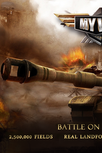 بازی اندروید جنگ من - میدان جنگ - My War - Battlefield
