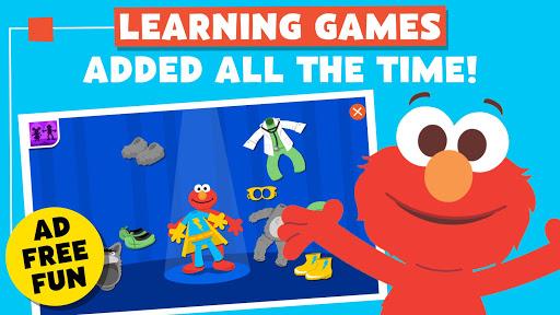 بازی اندروید بازی کودکان - PBS KIDS Games