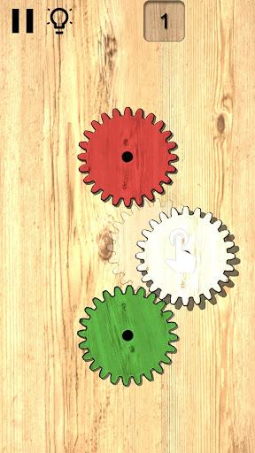 بازی اندروید دنده های منطقی - Gears logic puzzles