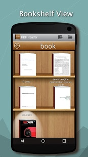 نرم افزار اندروید پی دی اف ریدر - PDF Reader