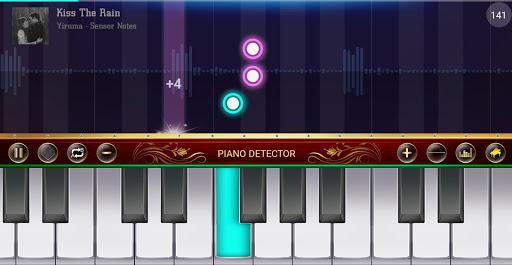 بازی اندروید پیانو یاب - Piano Detector