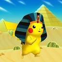 جهان سوپر فرعون پیکاچو