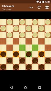 بازی اندروید چکرز - Checkers