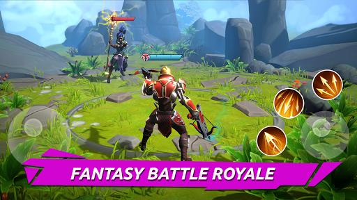 بازی اندروید نبرد رویال - تیرگی - FOG - MOBA Battle Royale