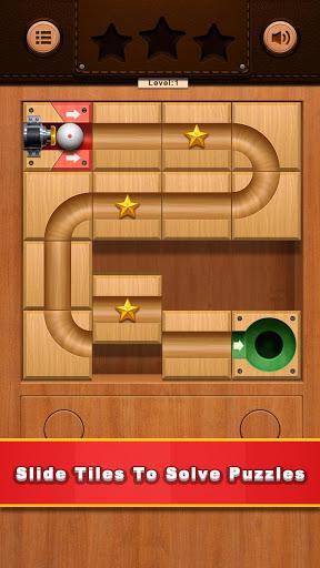 بازی اندروید بلوک توپ - Unblock Ball - Block Puzzle
