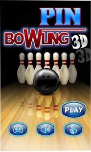 بازی اندروید بولینگ چند نفره - Bowlen Bolling:3D Bowling