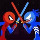 مبارزه استیکمن عنکبوتی 2 - عالی دوتایی