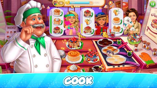 بازی اندروید جهان خوش طمعم - غذای دریایی - بازی سرآشپز - TASTY WORLD: Cooking Voyage - Chef Diary Games